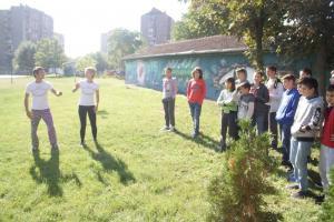 Radionica u osnovnim školama u Subotici, septembar 2016. godine