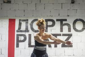 "2018 04 ""Da i Re, telo kao isntrument"" Dorćol Platz, BeogradFoto: Nebojša Čović"