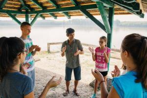 Festival ekološkog pozorišta za decu i mlade, Bačka Palanka, avgust 2017. godine