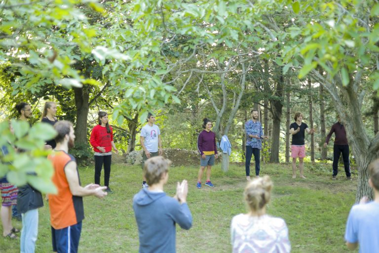 Izgrjala e mesechinka New Balkan Rhythm workshop