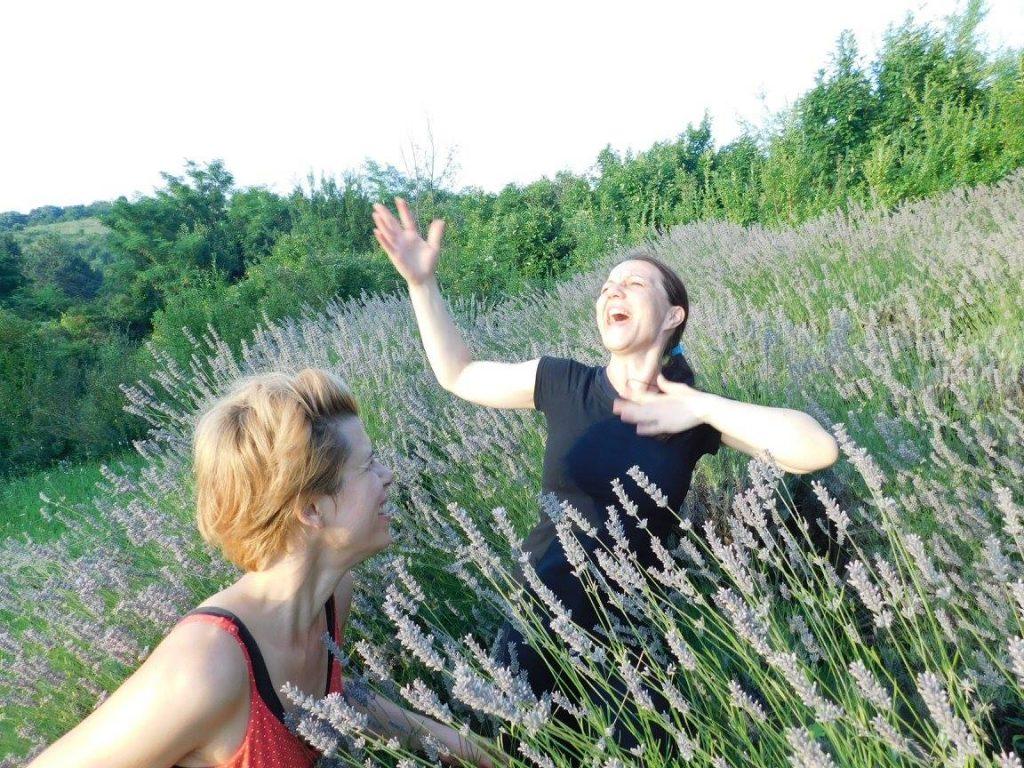 Radionice Telo kao instrument Alice in WonderBand Život u šumi