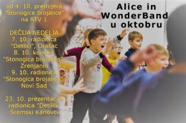Telesna muzika u oktobru foto Damir Vujkovic